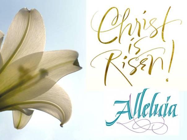 Christ is Risen! Alleluia!