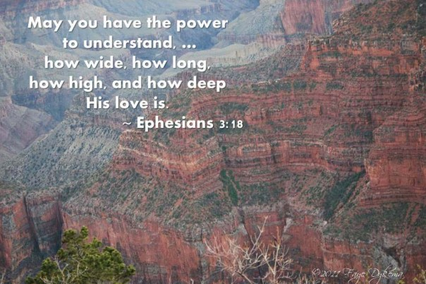 God's Abundant Love