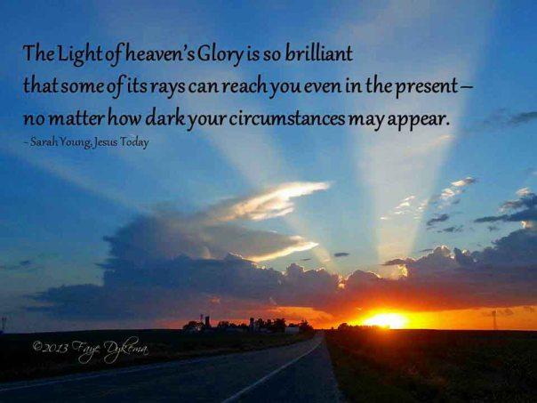 Radiant Glory sm