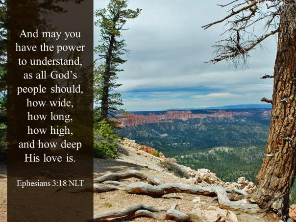 Eph 3 18