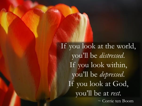 Corrie-God rest