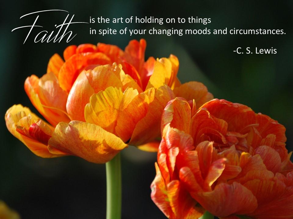 Faith CS Lewis